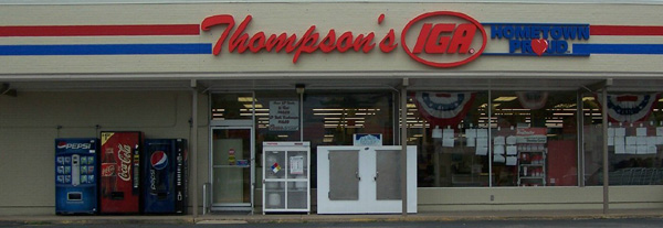 Thompson's IGA